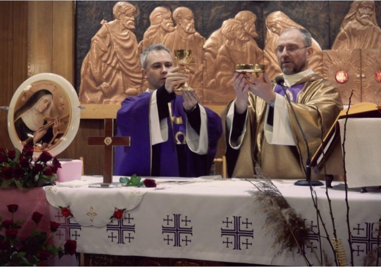 Nabożeństwo w dniu 22. marca 2015
